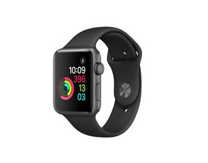 Apple Watch S2 42mm Aluminium Spacerey Sili | Dodax.es