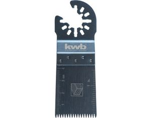 kwb CRV plunge-cutting sawblade with Japanese toothing | Dodax.ca