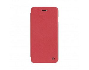 XQISIT Flap Cover Adour rot | Dodax.at