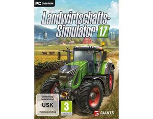 Landwirtschafts-Simulator 17, DVD-ROM | Dodax.at