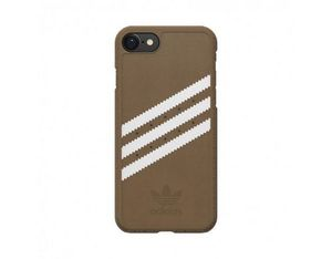 Adidas Originals Moulded case Apple iPhone 7 Bruin-Wit