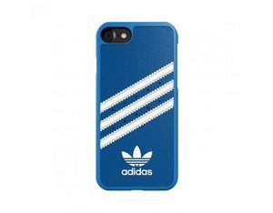 Adidas Originals Moulded case Apple iPhone 7 Blauw-Wit