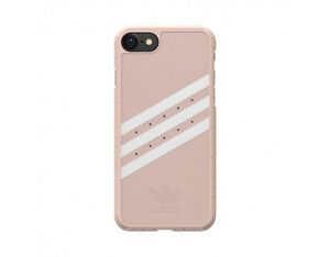 Adidas Originals Moulded case Vapour Apple iPhone 7 Roze-Wit