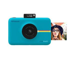 Polaroid SNAP Touch Snapshot Instant Digital Camera with LCD Display Blue (Pol110171) | Dodax.co.uk
