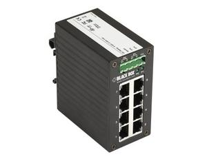 Black Box 8 Port Rail Switch LGH008A | Dodax.ch