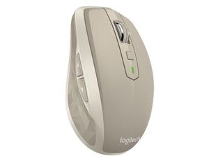 Logitech Wireless Mouse Anywhere MX 2 Stone