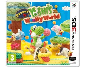 Poochy & Yoshi's Woolly World 3DS/3DSXL D | Dodax.ch