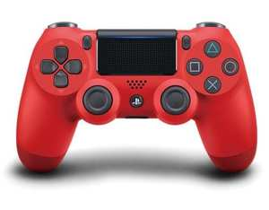 Sony PS4 Dualshock 4 Controller red | Dodax.at
