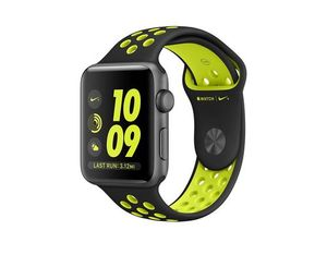 Apple Watch Nike+ 42mm S.Grey Aluminium B/V | Dodax.ch