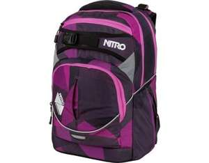 Nitro: Superhero Rucksack fragments purple | Dodax.ch