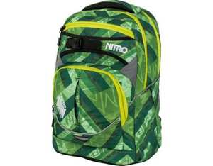 Nitro: Superhero Rucksack wicked green | Dodax.ch