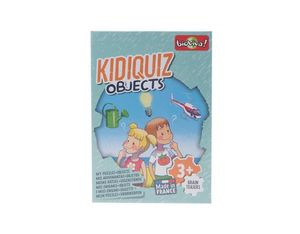 Image of KIDIQUIZ - OBJECTS