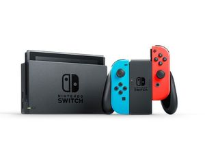 Nintendo Switch Neon-Rot / Neon-Blau, 1 Konsole | Dodax.at