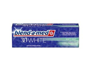 blend-a-med Zahnpaste 3D White Soft Mint | Dodax.at