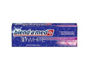 blend-a-med Zahnpaste 3D White Vital. Fresh | Dodax.at