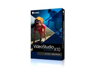 Corel VideoStudio Pro X10 Ultimate, 1 DVD-ROM | Dodax.at