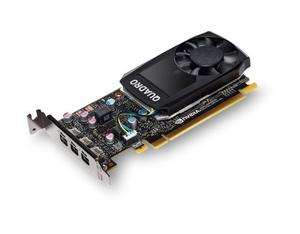 PNY Quadro P400, 2GB GDDR5, PCI-E 3.0 x16 | Dodax.at