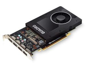 PNY Quadro P2000, 5GB GDDR5, PCI-E 3.0 x16 | Dodax.at