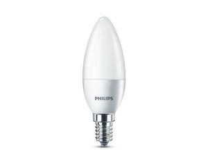 Philips LED Lampe B35 5W (40W) E14, Trio | Dodax.ch