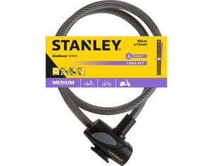 STANLEY Bikelock Cable-Key | Dodax.co.uk