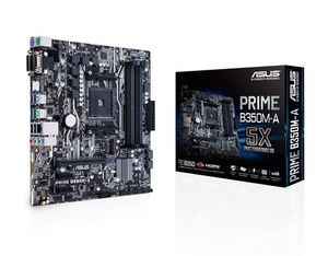 ASUS PRIME B350M-A, mATX, AM4 | Dodax.at
