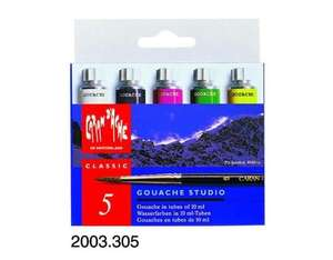 Caran d'Ache Fancolor Gouache | Dodax.co.uk