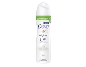 Dove Deo Roll-on Original Zero 75 ml | Dodax.com
