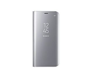 Samsung EF-ZG950F Clear View Cover silver | Dodax.at