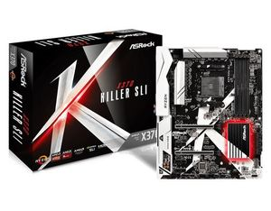 ASRock X370 KILLER SLI, ATX, AM4 | Dodax.at