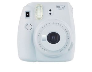 Fujifilm Instax Mini 9 smoky white | Dodax.at