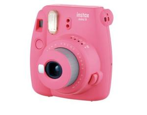 Fujifilm Instax Mini 9 flamingo pink | Dodax.at