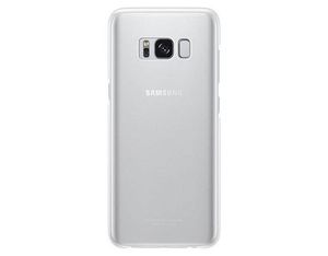 Samsung EF-QG955F Clear Cover silver | Dodax.co.uk