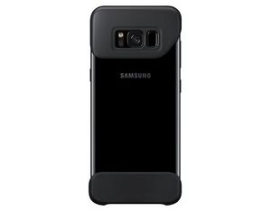 Samsung EF-MG955F 2 Piece Cover black | Dodax.com