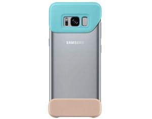 "Samsung EF-MG955 6.2"" Cover Beige,Turquoise 