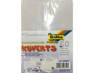 Folia Couvert Transparentpapier 115 g/m2 | Dodax.co.uk