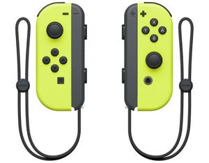 Joy-Con 2er-Set Neon-Gelb, Controller für Nintendo Switch | Dodax.it
