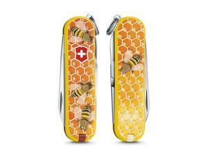 Victorinox Classic Honey Bee | Dodax.fr