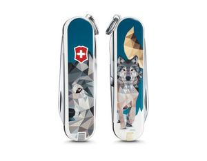 Victorinox Classic The Wolf is Coming Home | Dodax.at
