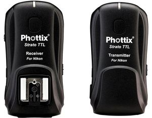 Phottix Strato TTL Flash Trigger Set | Dodax.ch