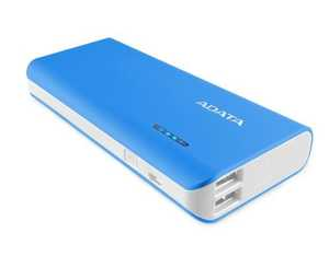 Adata PowerPack PT100 Blue/White | Dodax.at