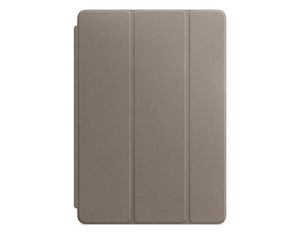 """Leather Smart Cover iPad Pro 10.5"""" Taupe 