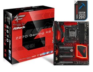 ASRock Fatal1ty Z270 GAMING K6, ATX | Dodax.at