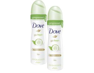 Dove Deo Spray GoFresh Touch 75 ml DUO | Dodax.com
