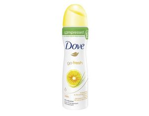 Dove Deo Spray GoFresh Grapefruit 75 ml | Dodax.nl