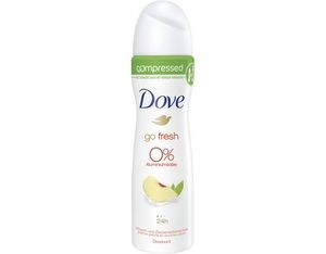 Dove Deo Spray GoFresh Peach 75 ml | Dodax.ca