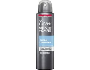 Dove Men Deo Spray Comfort 150 ml DUO | Dodax.co.uk