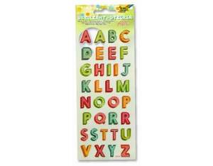 Folia Sticker Brilliant ABC | Dodax.de