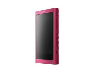 Sony NW-A35HNP, High-Res Player, pink | Dodax.ch