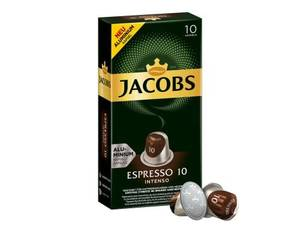 Jacobs Kaffeekapseln Espresso 10 Intenso | Dodax.co.uk