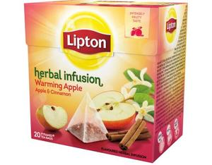 Lipton Teebeutel Warming Apple & Cinnamon | Dodax.ch